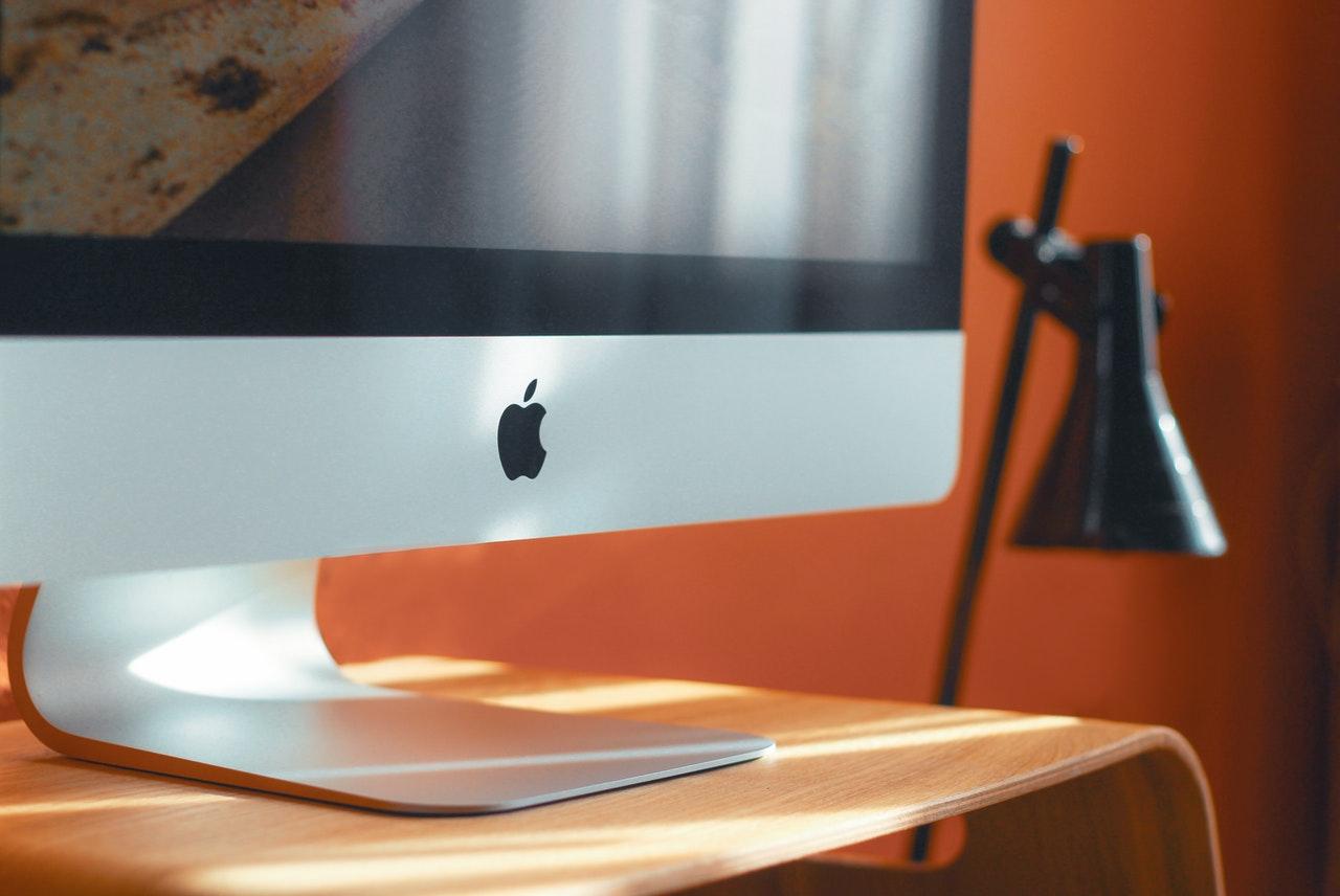 branding tips apple closeup